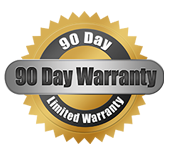 Doorstep repairs give 90 days warranty service